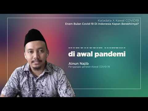 Ainun Najib: Indonesia Masih Di Awal Pandemi