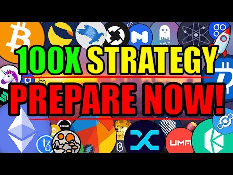 100x Cryptocurrency Strategy REVEALED! PREPARE NOW For Next Altcoin Boom! Finding The Next Trend!