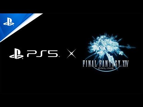 『ファイナルファンタジーXIV』PS5 Version Overview