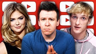 Guess Who Harassed Kate Upton, Logan Paul ″Bug″ Controversy, Tide Pod Bill, and More...