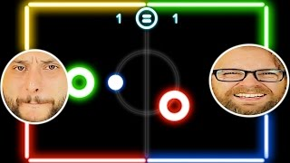 Cem vs Okaner - Mobil Hava Hokeyi Oyunu (Cezalı)