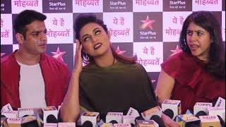 Karan Patel, Divyanka Tripathi, Anita, Ekta Kapoor At Yeh Hai Mohabbatein GRAND Success Party