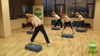 Lala Fitness- Step aerobic cu Marian Bucura