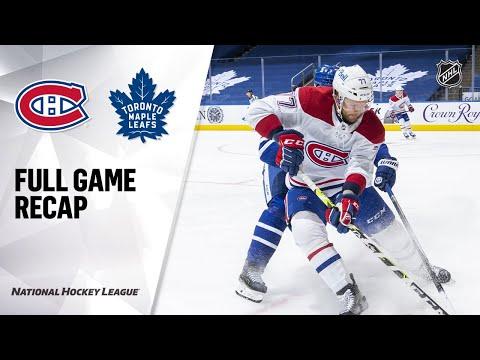 Canadiens @ Maple Leafs 9/25/21 | NHL Highlights