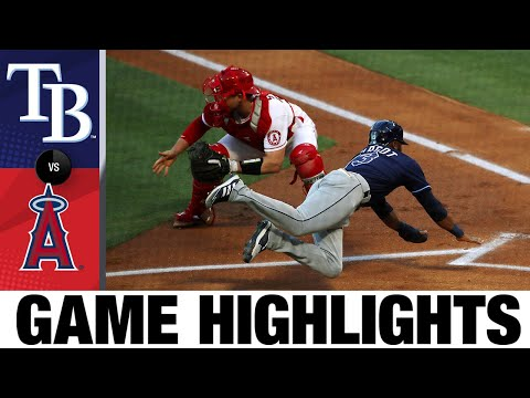 Rays vs. Angels Game Highlights (5/4/21) | MLB Highlights