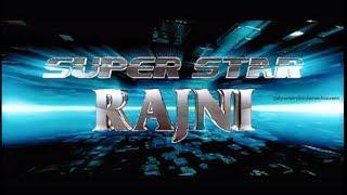 Superstar Rajinikanth Title Cards