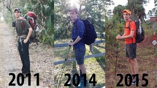 Backpacking Gear I'll Never Carry Again