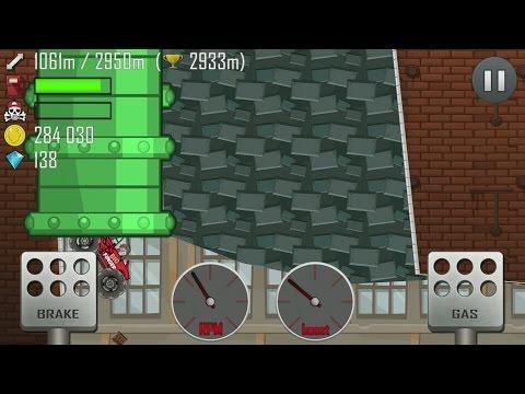 Hill Climb Racing Android Gameplay #34