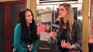 Ryan Newman ″See Dad Run″ Interview - ″See Dad Campaign″ & James Maslow