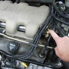 99 Honda Civic Engine Diagram Dual Boat Motors Ponitac Grand Am 2004 V6 3400 Run's Rough Bad Idle - Youtube