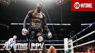 Deontay Wilder Knocks Down Tyson Fury in Round 12 | SHOWTIME PPV