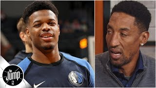 Dennis Smith Jr. shouldn't play for Mavs again after they shopped him - Scottie Pippen | The Jump