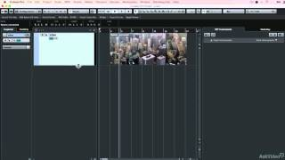 Cubase 8 108: Score to Picture - 2. Understanding Tracks