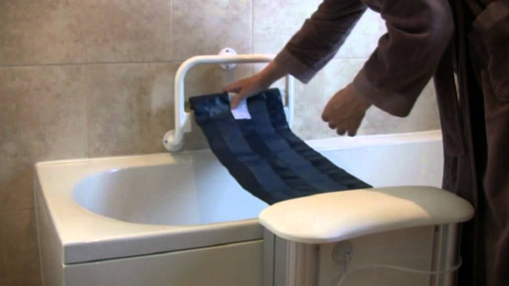 The Molly Bather Bath Lift  YouTube