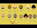 Mope.io All DESERT ANIMALS // SPHINX Boss // Ideas for Desert animals