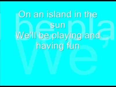 Weezer Island in the sun Lyrics - YouTube
