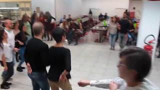 BALLI SARDI - MENSA UNIVERSITARIA (ballo di Dorgali)