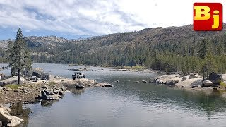 Stranded on the Rubicon Trail!!
