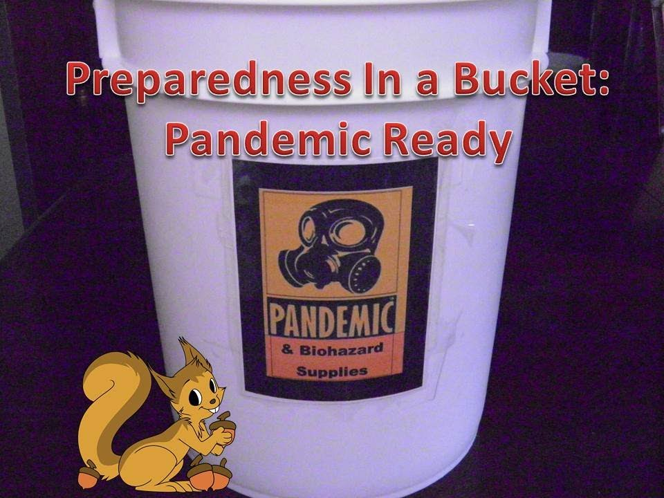 Pandemic Preparedness Kit Youtube