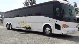 NW Bus Sales - 2007 MCI D4505 - ADA Coach - 55 Passenger C57739