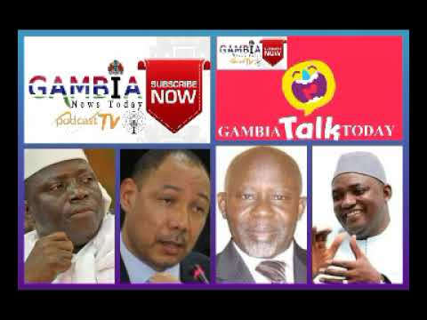 GAMBIA TODAY TALK 18TH JULY 2021