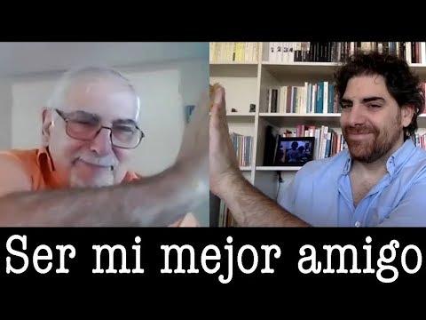 Jorge y Demian Bucay - Ser mi MEJOR AMIGO
