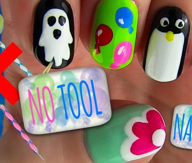 Nail Art No Tools Beginners Nail Art Without Tools Easy Nail Designs Maxresdefault Jpg Nails No Tools Nail Art Design Nail Polish Designs