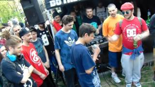 parc herastrau hip hop 2016