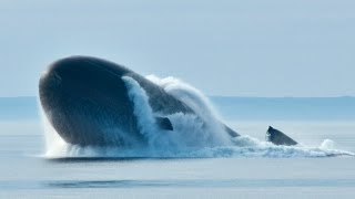 Emergency surfacing submarines USA and Russian Top 5 -=HD=-
