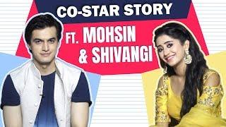 Mohsin Khan And Shivangi Joshi's Co-Star Secrets | Gifts | Yeh Rishta Kya Kehlata Hai