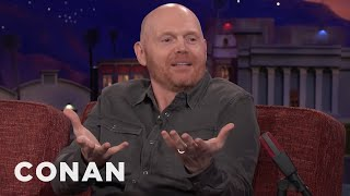 Bill Burr Got In Trouble For Making Fun Of The Military - CONAN on TBS