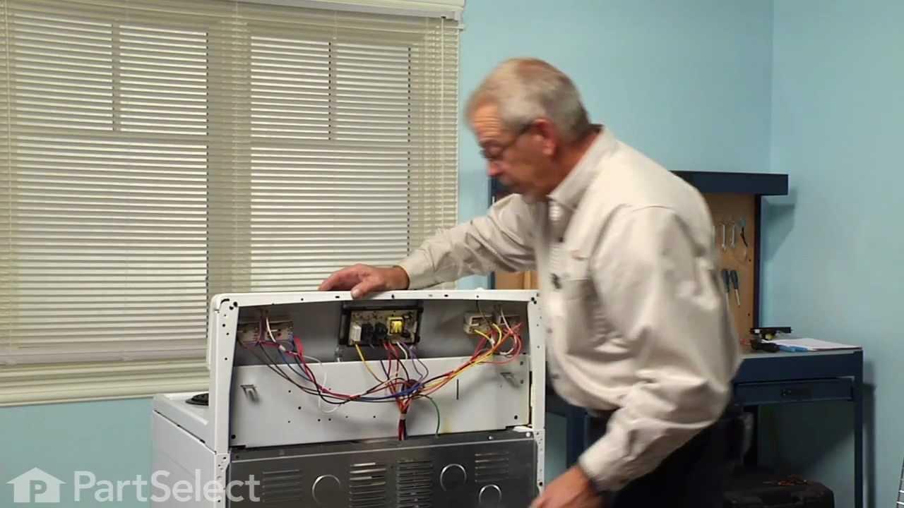 Range Stove Oven Repair