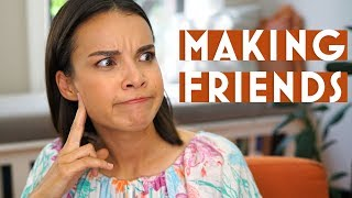 How to make friends - as an adult   Ingrid Nilsen