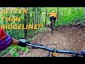 NEW FLOWIEST TRAIL IN THE SOUTHEAST?? | Brand new Fire Mountain Trail System in Cherokee, NC