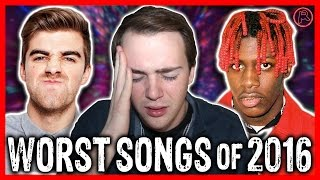 Top 20 WORST Songs of 2016