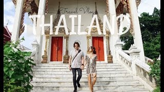 TRAVEL VLOG: THAILAND   Bangkok, Phuket & Krabi