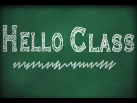 Hello Class Animals, Learn English Vocabulary Online  Youtube