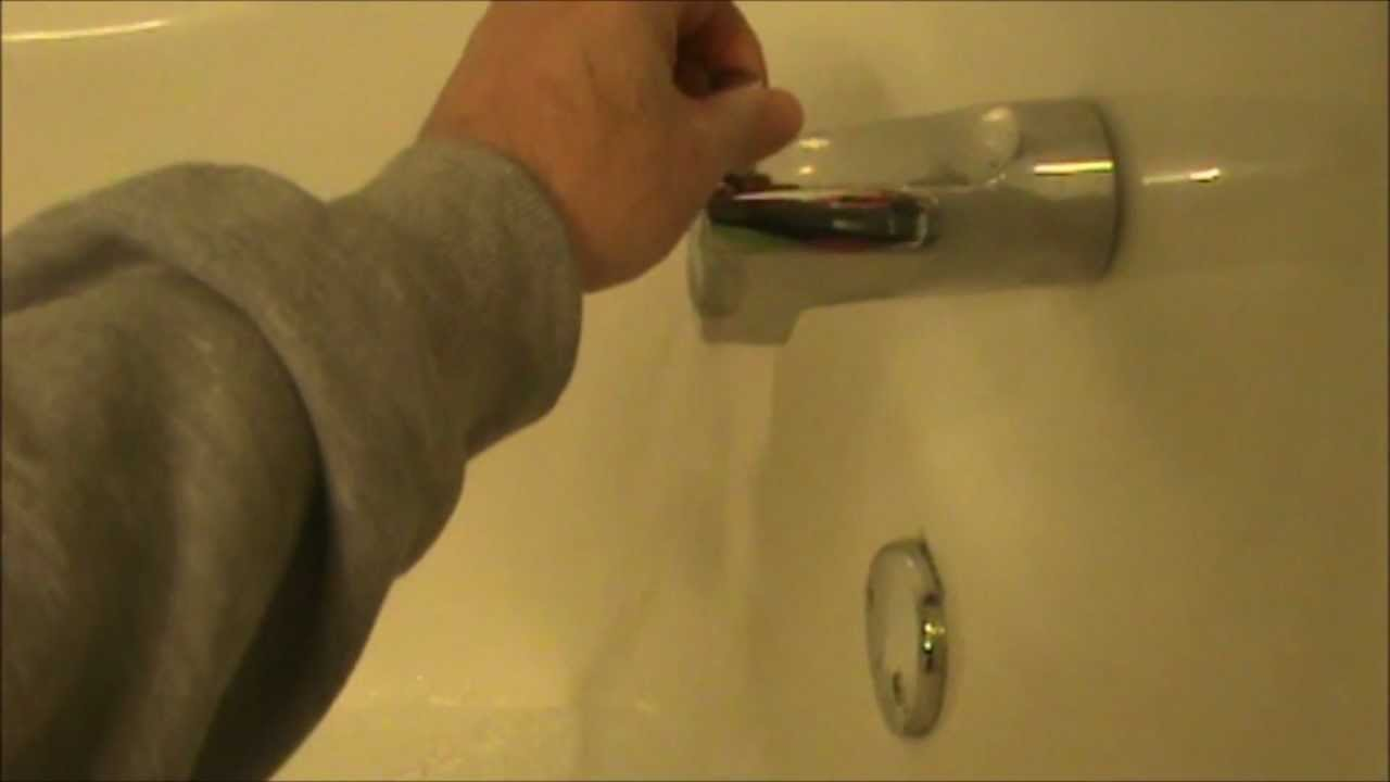 How To Fix Or Repair A Broken Shower Moen YouTube