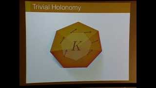 Discrete Differential Geometry - Helping Machines (and People) Think Clearly about Shape