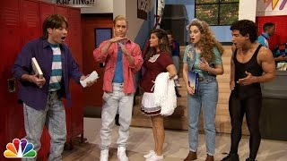 Jimmy Fallon Went to Bayside High with ″Saved By The Bell″ Cast