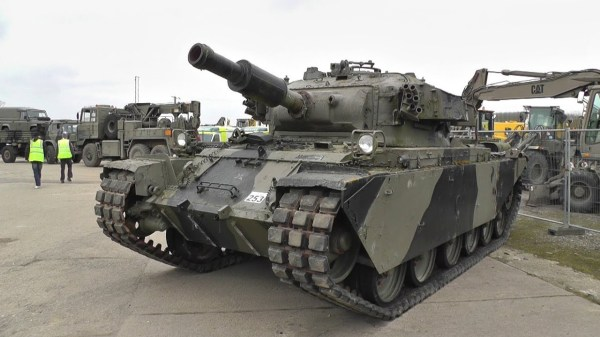 Witham Military Vehicle Auction Tender 22 Feb 2013