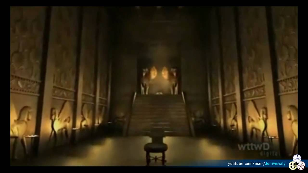 Bible Secrets 68  Solomons temple YWHWs wife and