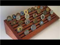 Coin Collecting : Types of Military Coin Holders - YouTube