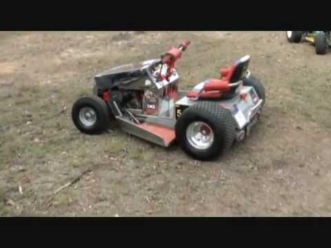 Queenland Mower Racing At Willowbank Raceway
