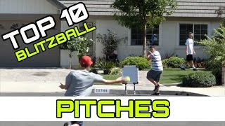 Top 10 Blitzball Pitches EVER!!!