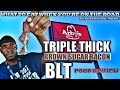 ARBY'S TRIPLE THICK BROWN SUGAR BACON BLT REVIEW