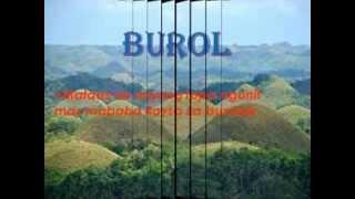 Project In Hekasi Mga Anyong Tubig at Anyong Lupa