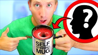 15 Weird SODA GADGETS put to the TEST 🍺 Cool Kitchen Gadgets on Amazon