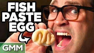 International Breakfast Taste Test