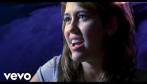Download Music Miley Cyrus - The Climb - (HQ)